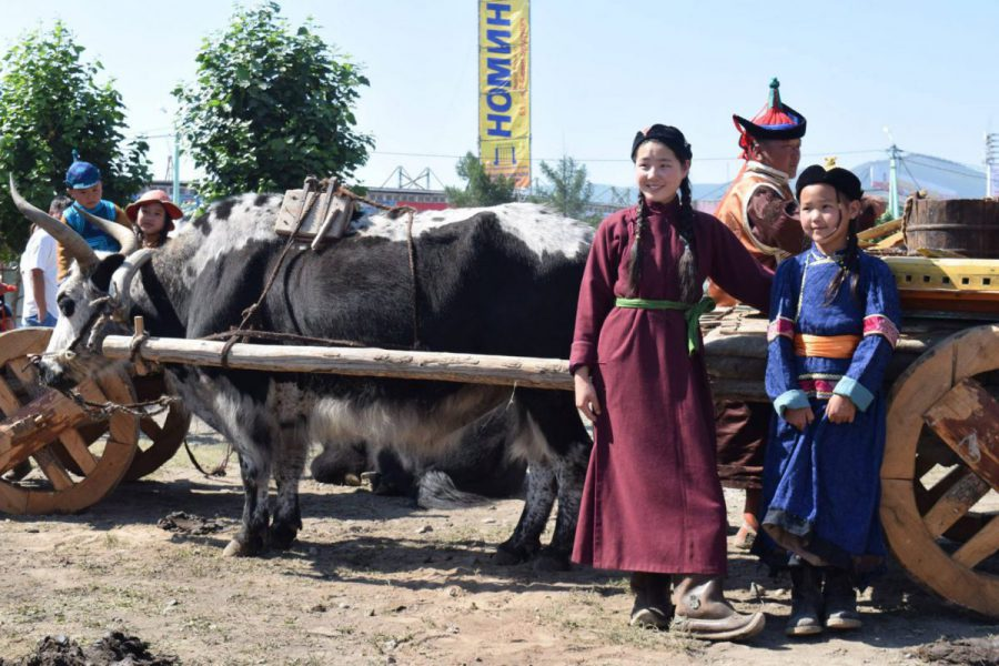 Culture of Mongolia