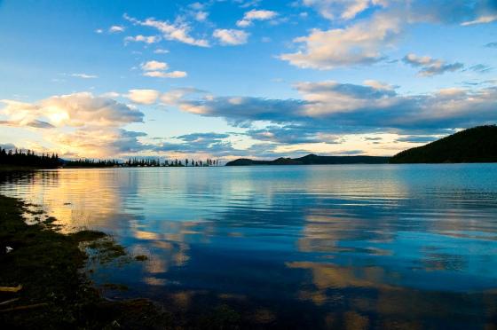 Khuvsgul Lake Mongolia