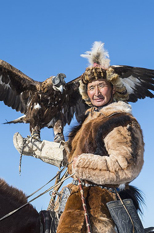 Golden eagle festival tour