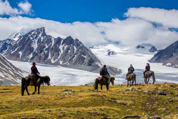 Mongolia private tour