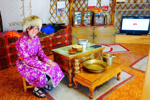 Tailor Made Mongolia Tour