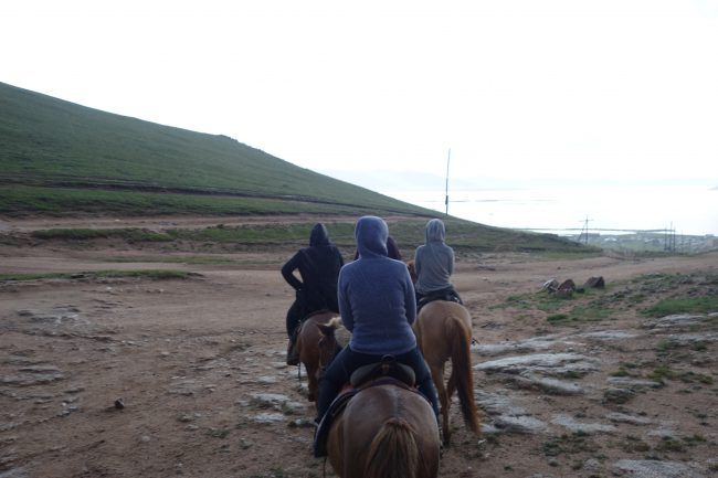 Horse riding Tour Mongolia