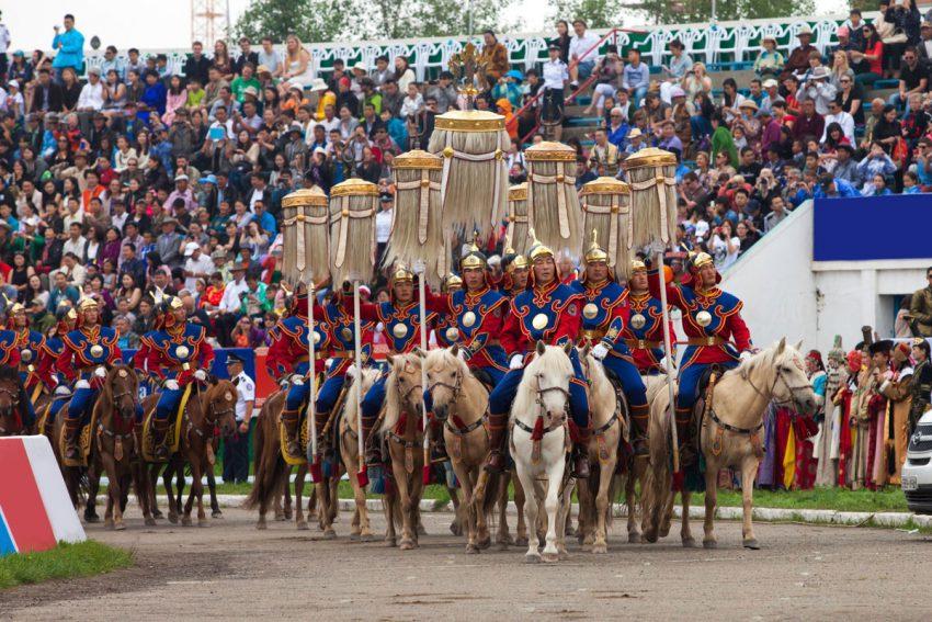 Naadam Festival Tour